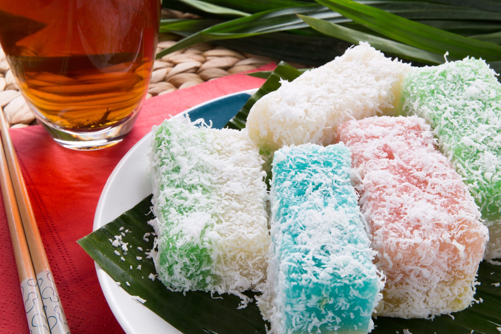 Nonya Coconut Tapioca (SU) (Sold in 10s')